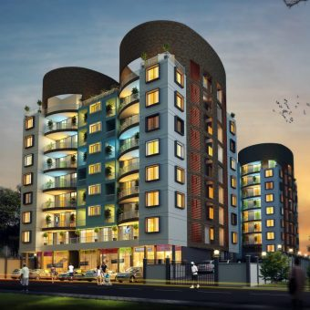 Peacock Residency 3BHK