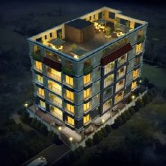 HV Residency 3BHK