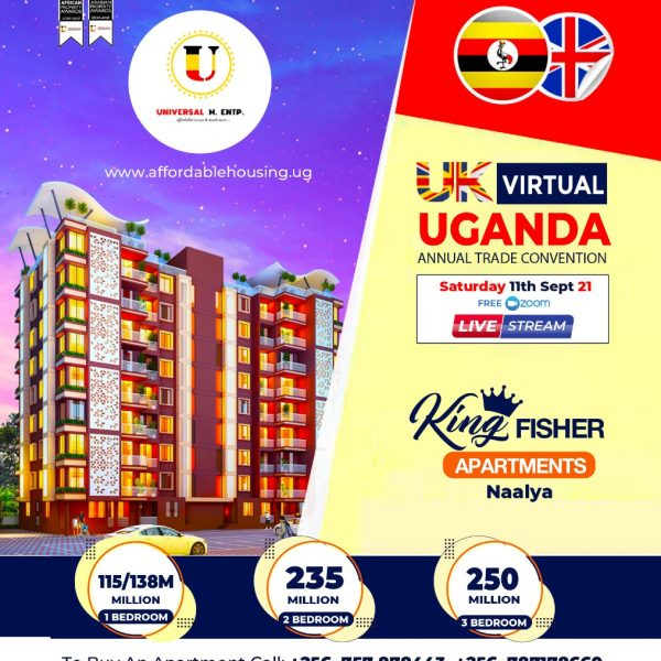 Kingfisher Apartments Naalya