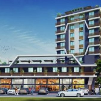 Swan Residency 3BHK Type A