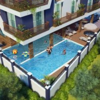 Swan Residency 3BHK Type B