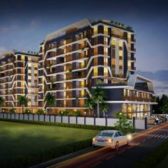 Swan Residency 1BHK Type A